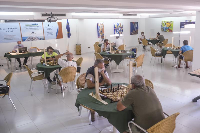 OPEN INTERNAZIONALE DEL SALENTO - Protocollo Covid-19