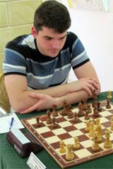 GM Andrey Vovk<br>(Elo 2640 - Ukraine)