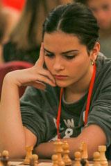 WFM Desiree Di Benedetto<br>(Elo 2083 - Italy)