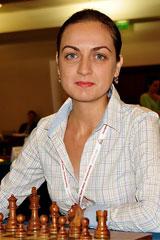 WGM Alina L'Ami<br />(Elo 2342 - Romania)