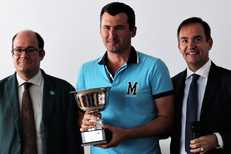 Mikhail Kobalia vincitore dell'edizione 2019