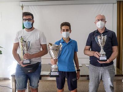 9° Open Internazionale del Salento - premiazione